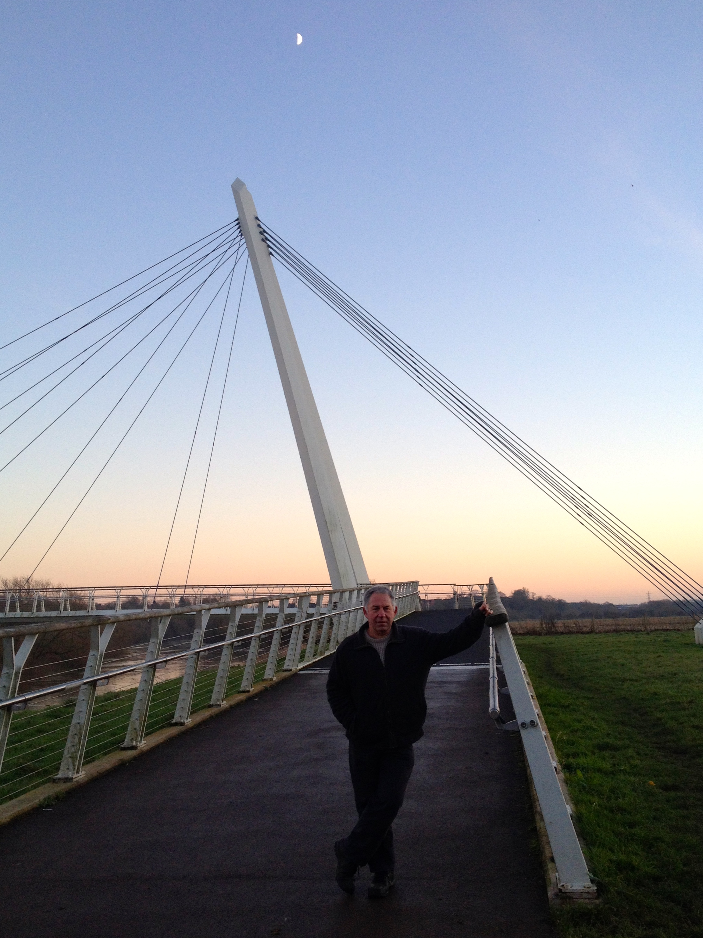 Diglis Bridge Worcester