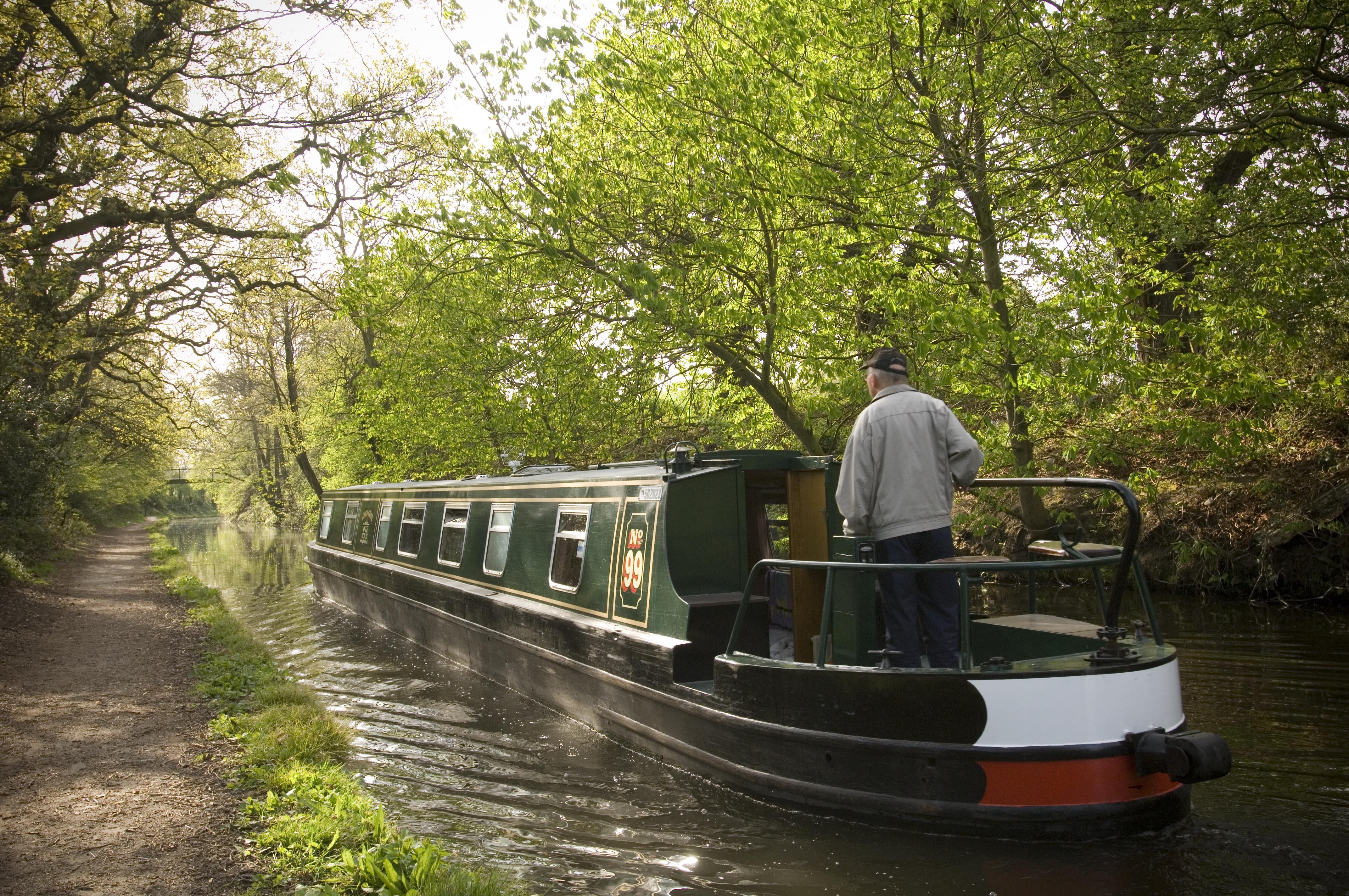 Narrowboating