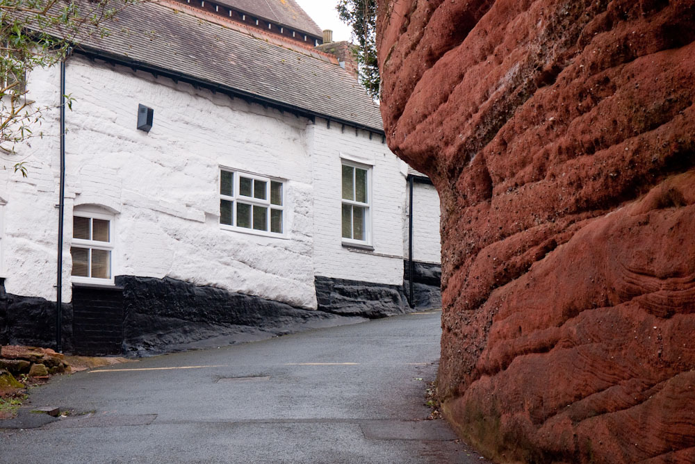 Cottages at Wolverley