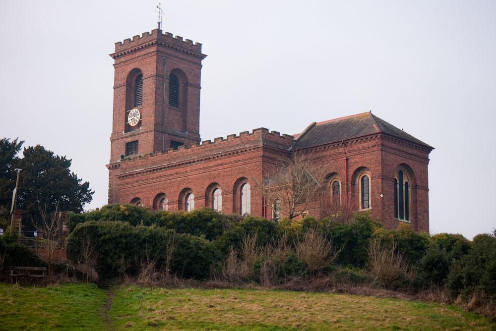 St John's church Wolverley