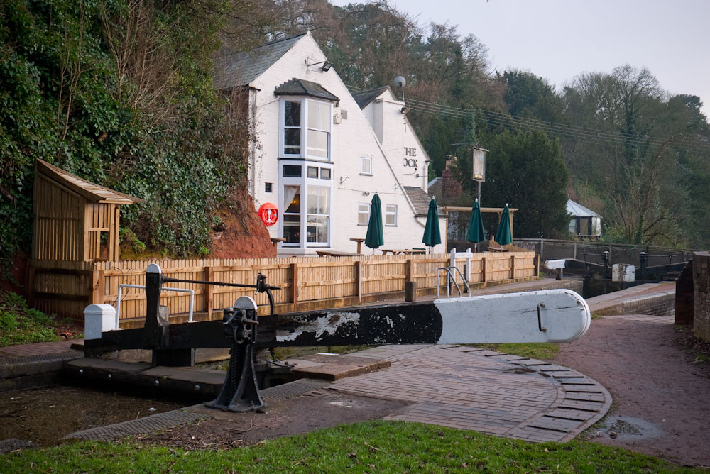 The Lock Wolverley