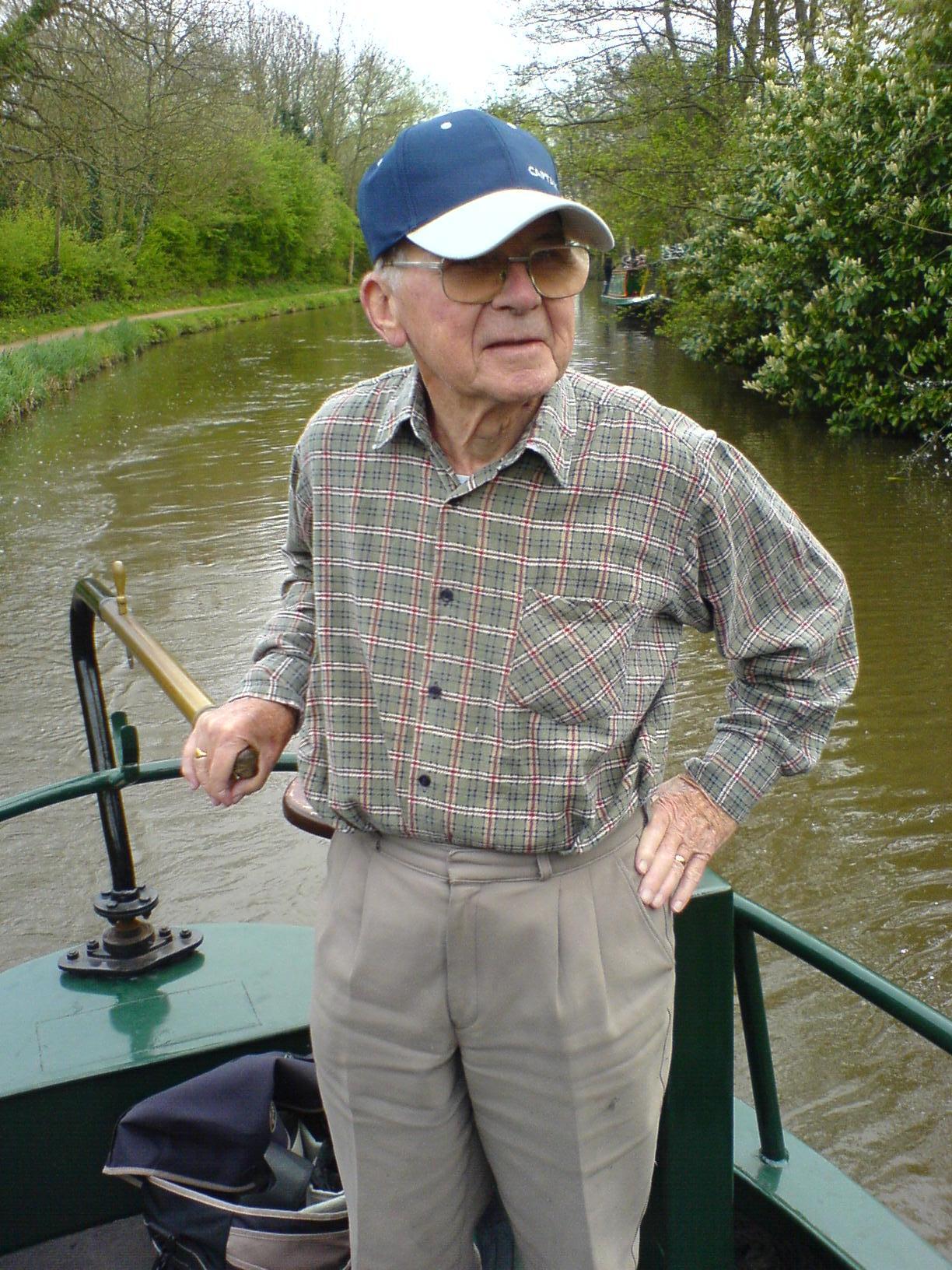 Narrow boating