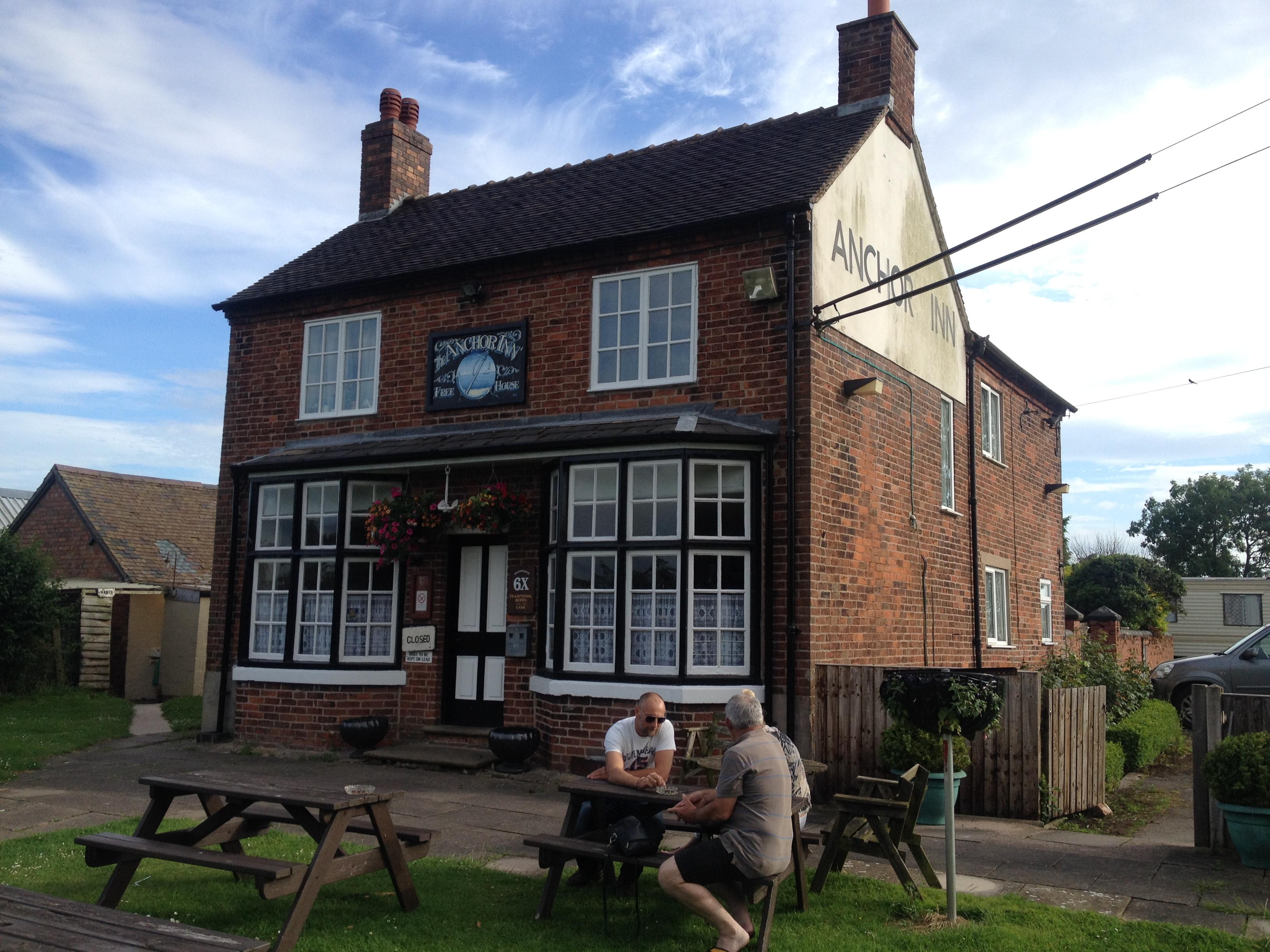 The Anchor Inn, High Offley