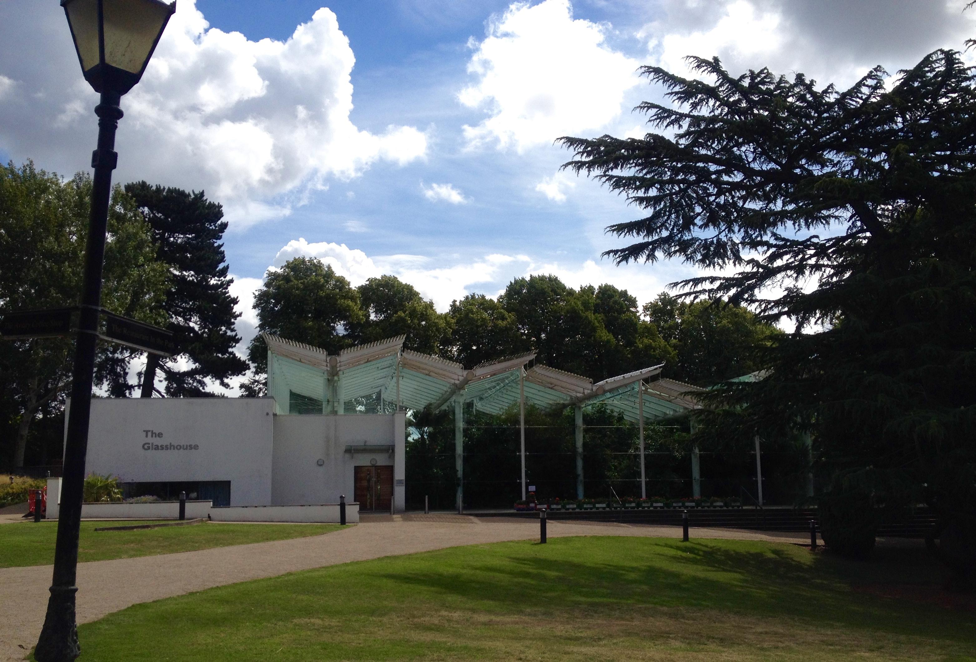 The Glasshouse, Jephson Park