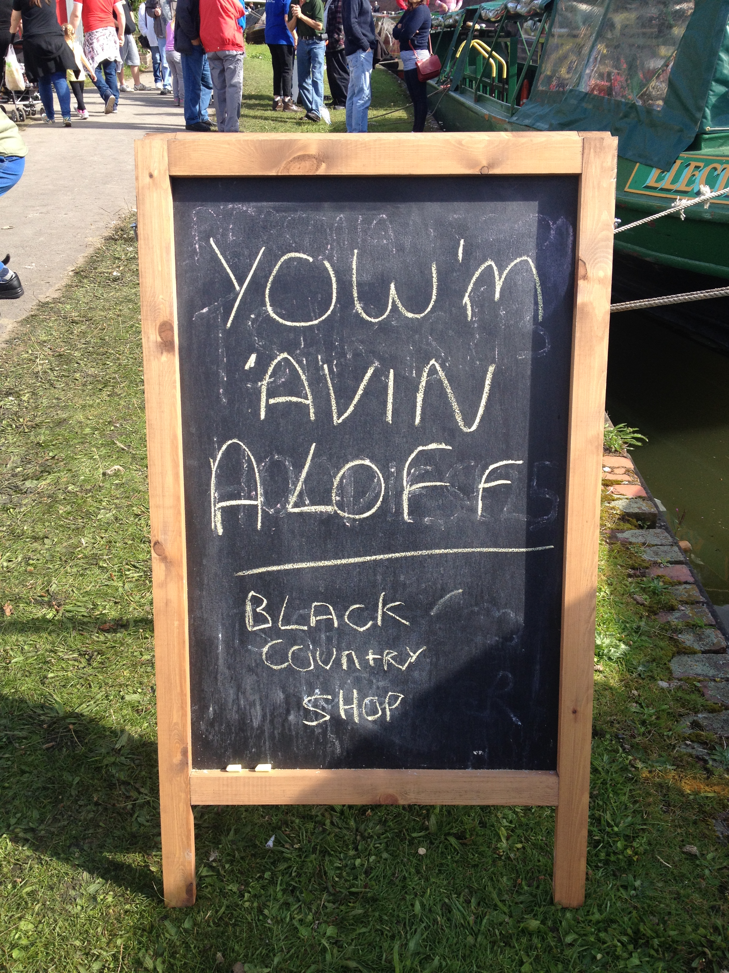Black Country dialect