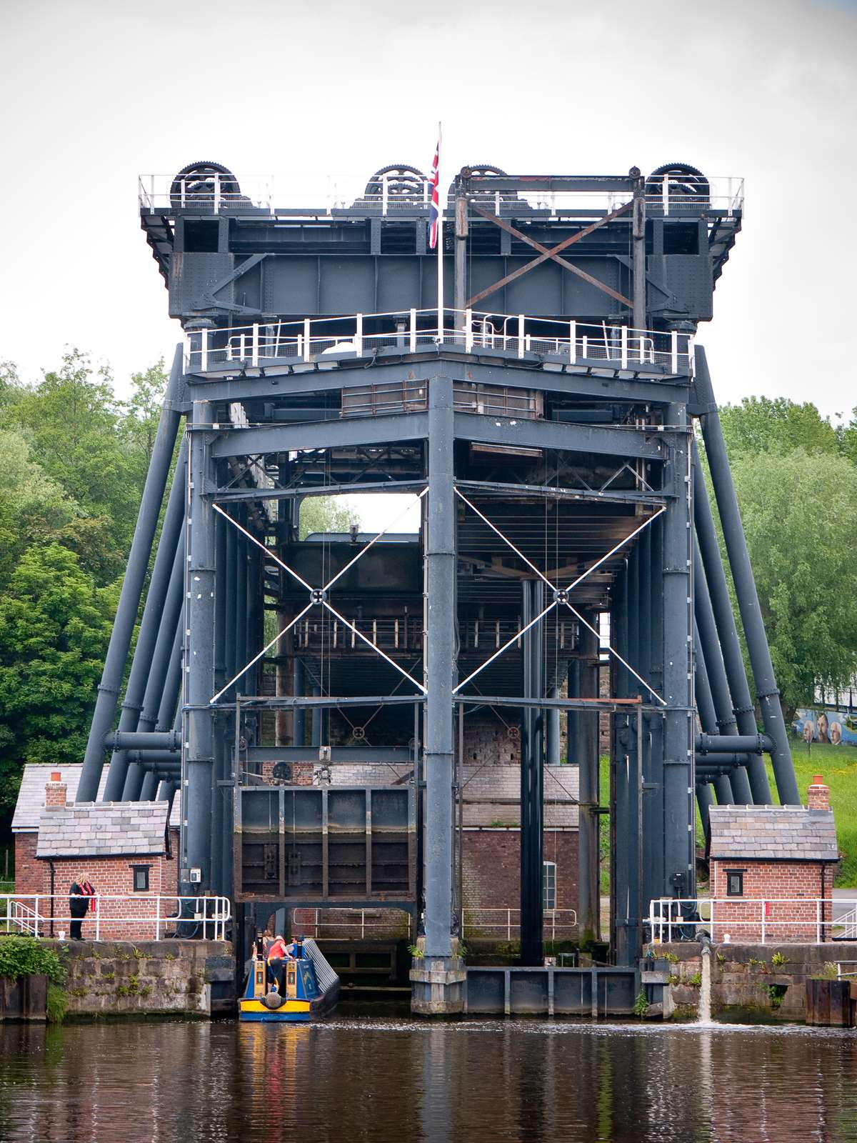 Anderson Boat Lift