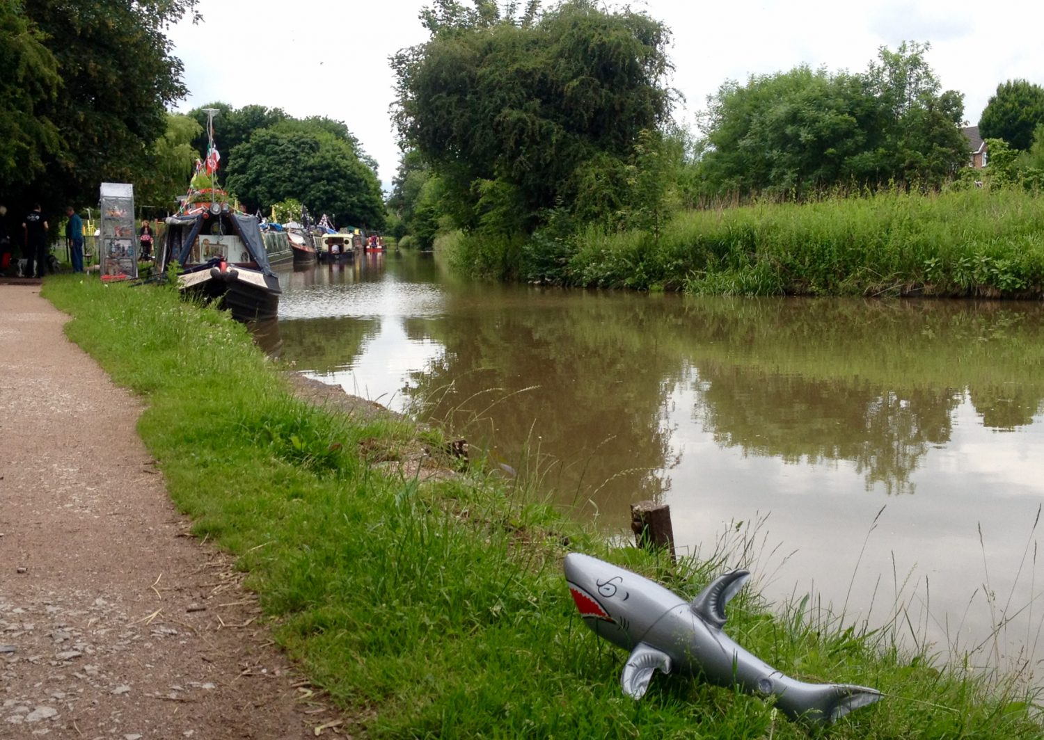 Middlewich FAB Floating Market