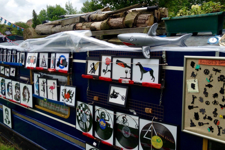 Croc the Vinyl Cut