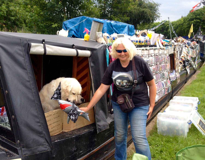The Doggie Boat
