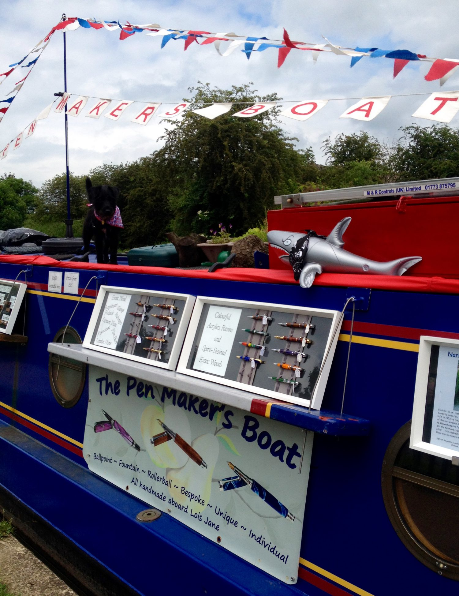 The Pen Makers Boat
