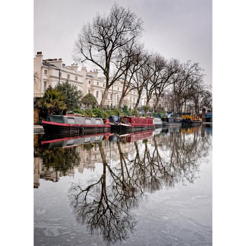 Little Venice Regent's Canal, London