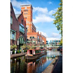 Birmingham Canal Navigation – Brindley Place