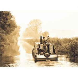 Trent and Mersey Canal - Winter boating