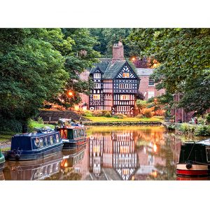 The Bridgewater Canal - Worsley