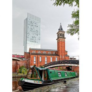 The Bridgewater Canal - Manchester