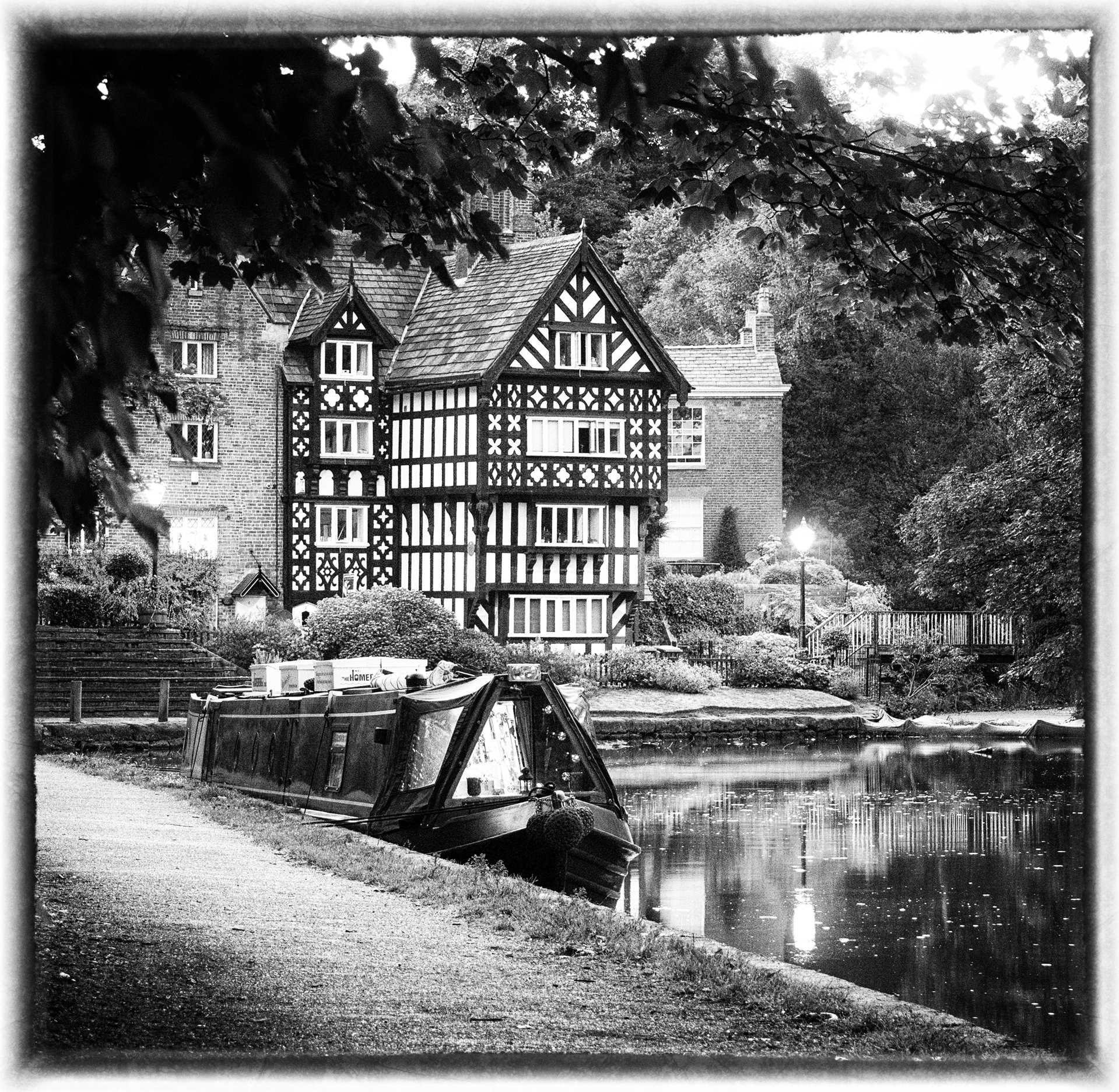 The Packet House Worsley by Barry Teutenberg