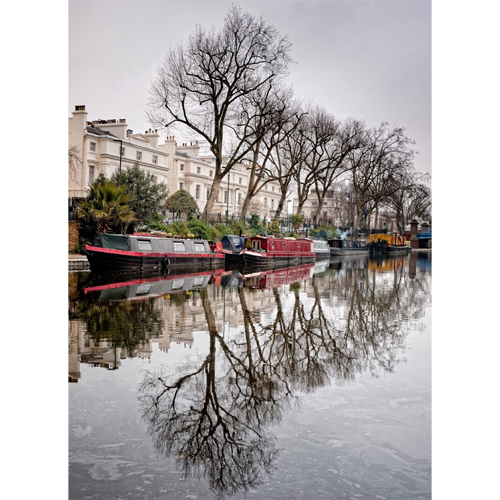 Little Venice Regent's Canal, London