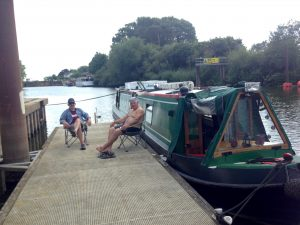 River Severn Worcester