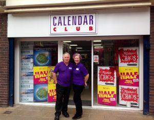 2017 Lichfield Calendar Club store