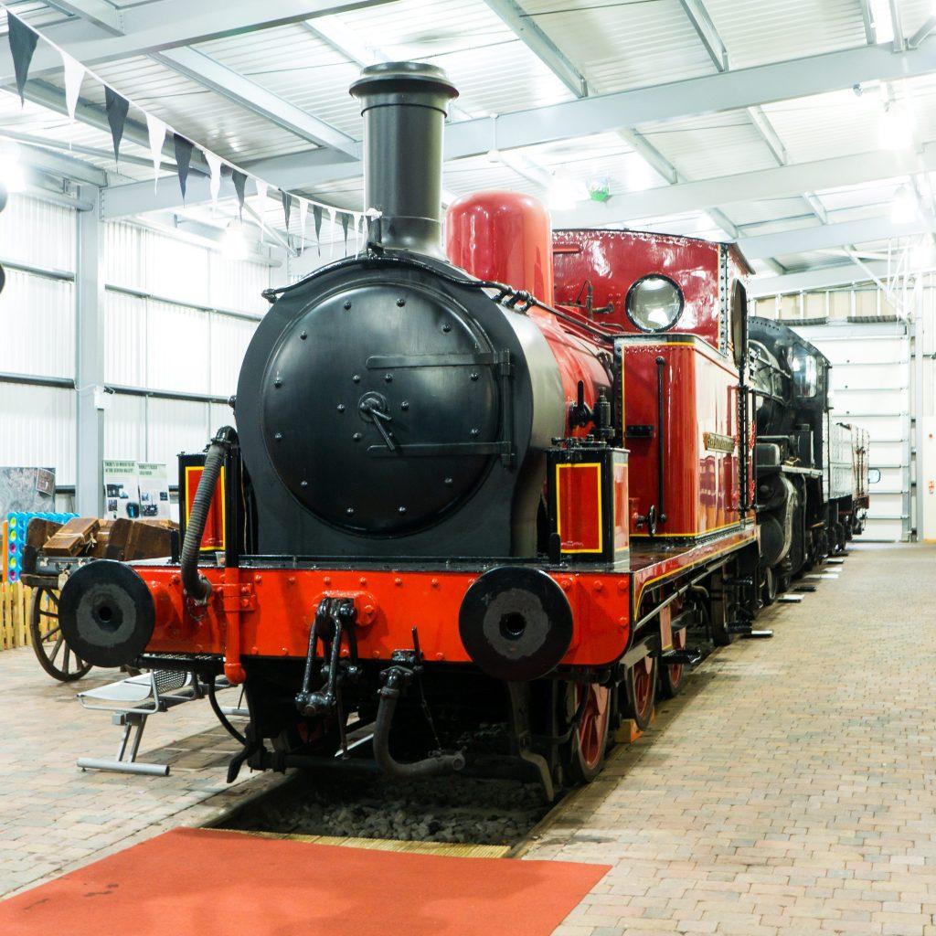 Severn Valley Steam Train