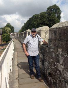 The Wall at York