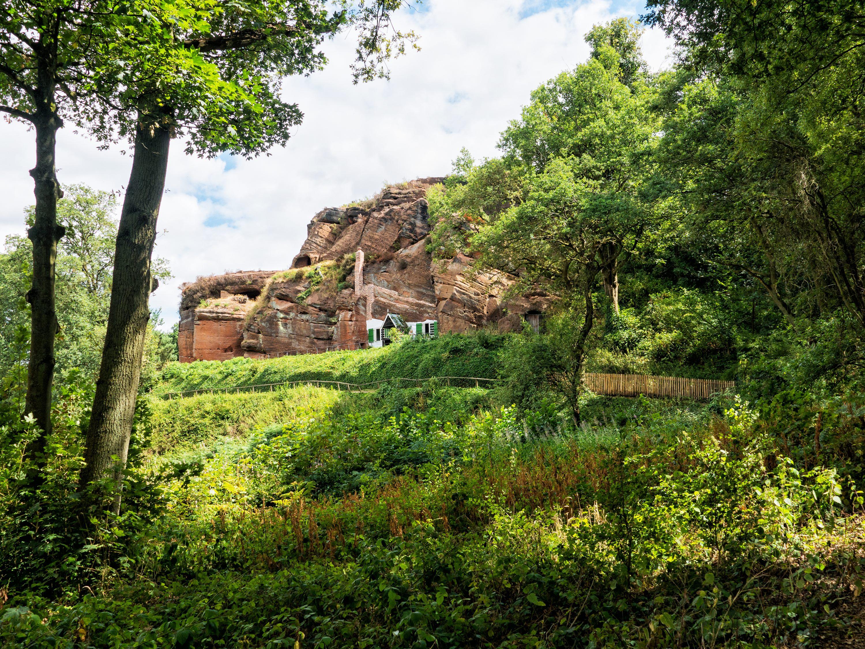 Kinver Rock Houses