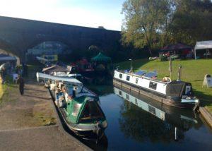 Parkhead Canal Festival 2018