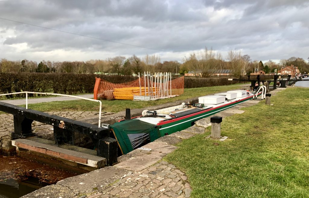 Lock 18 Trent and Mersey Canal