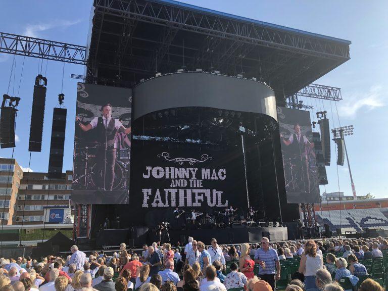 Johnny Mac and The Faithful