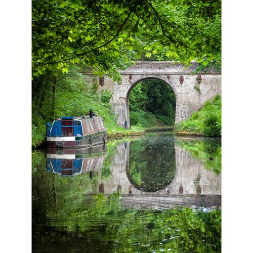 Giffords Cross Bridge Shropshire Union Canal