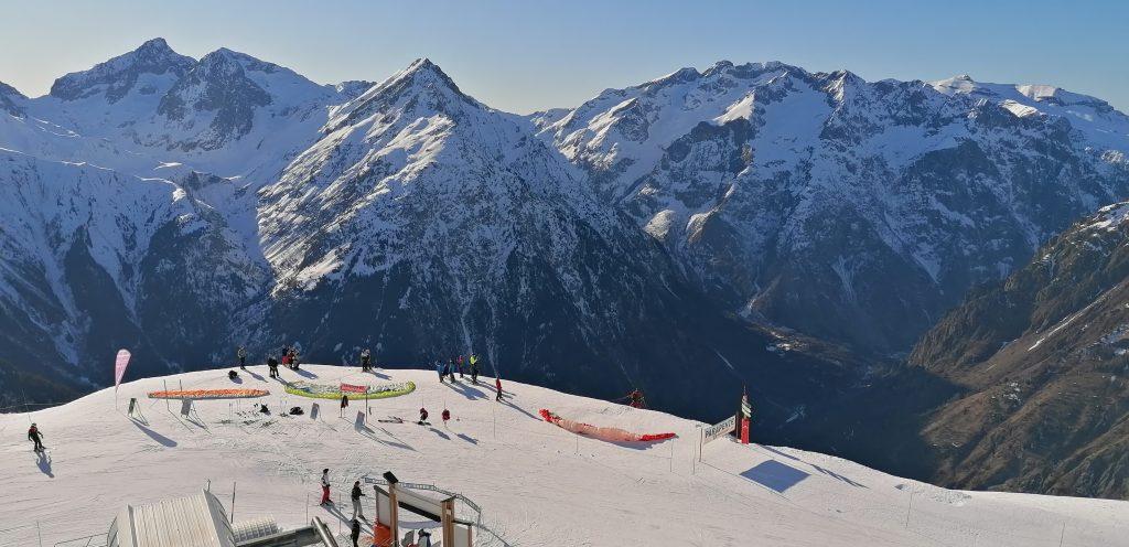 Diable Paragliders Les Deux Alps