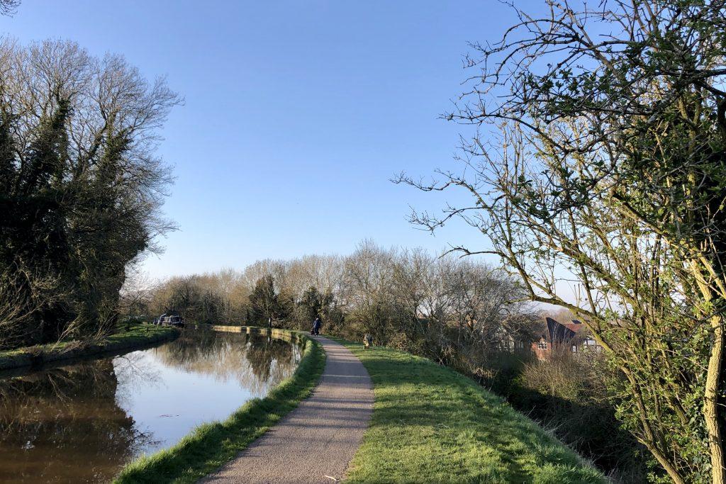 Shropshire Union Canal Nantwich