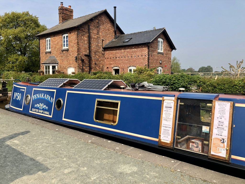 Narrowboat Wines