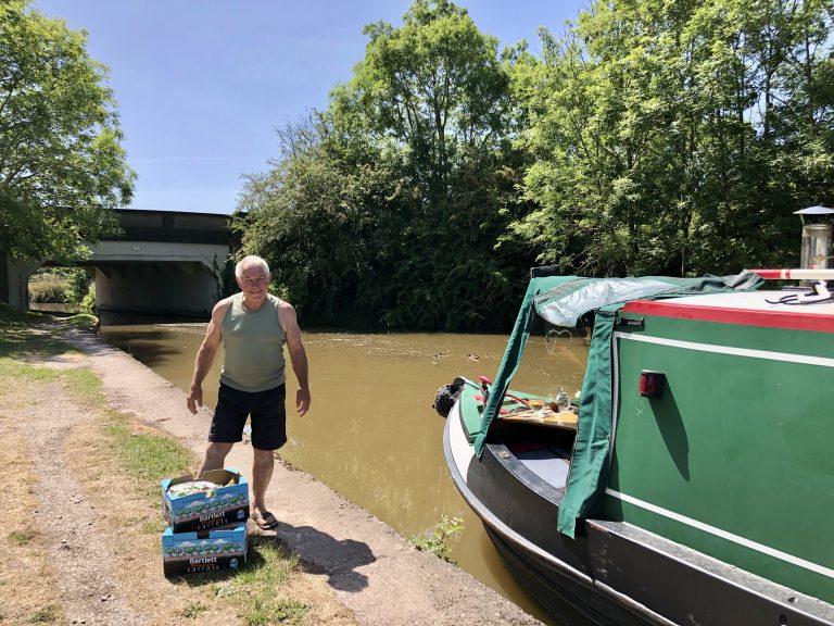 Bridge 95 Shropshire Union Canal