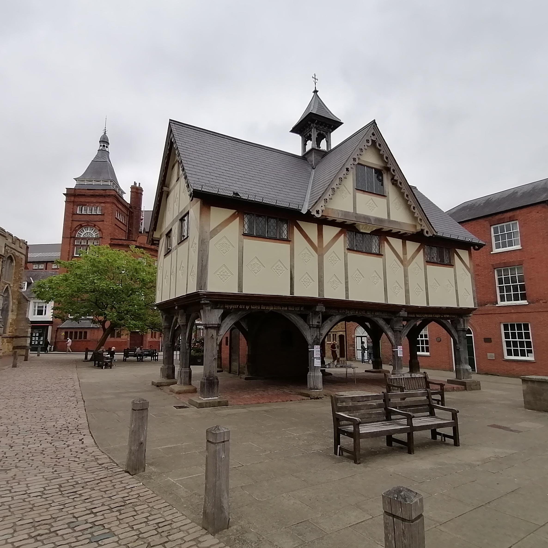 The Old Grammar School Market Harborough August 2020