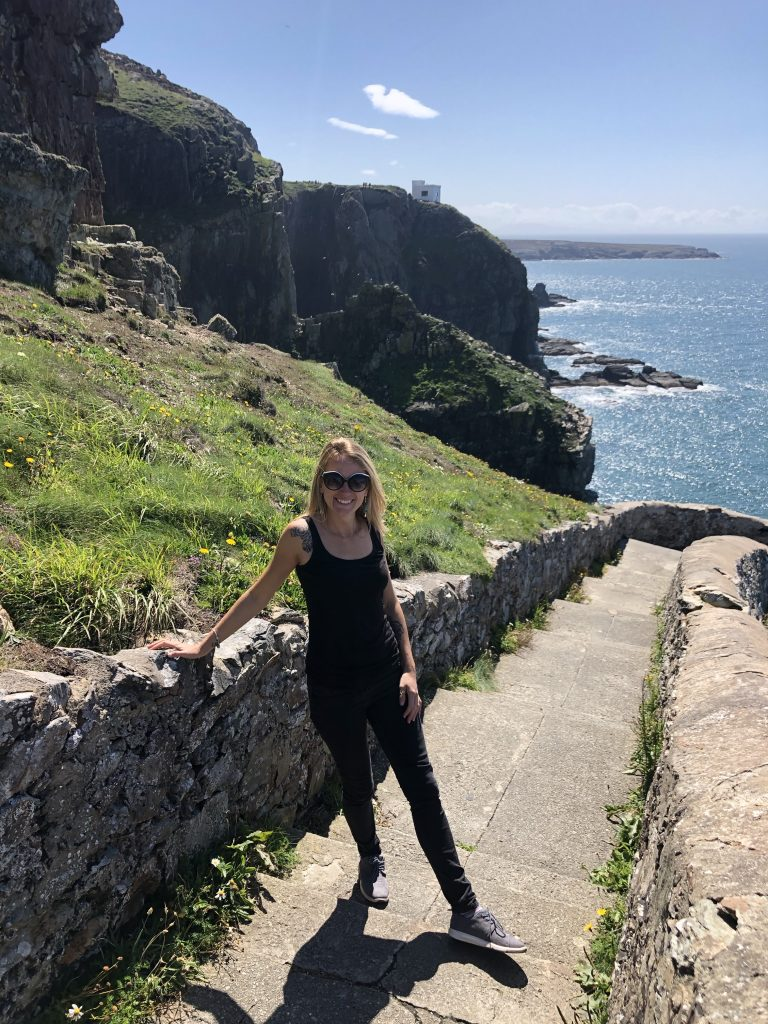 South stack July 2020