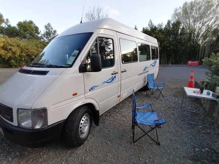 Tui Glen Reserve NZMCA campground