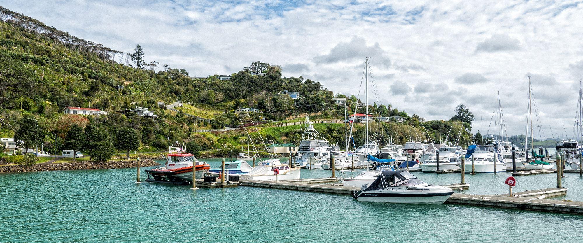 whangaroa harbour new zealand