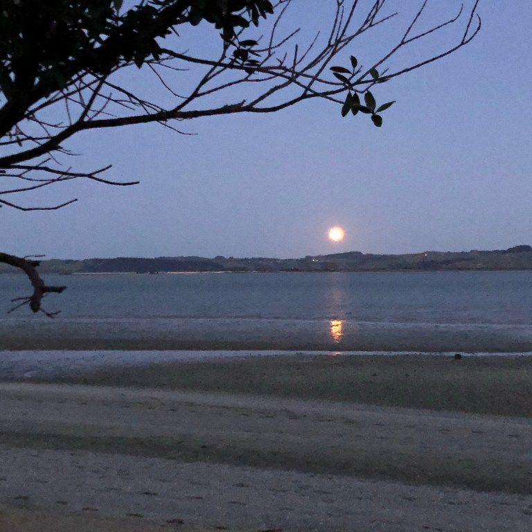 The full moon on Friday 2nd October 2020