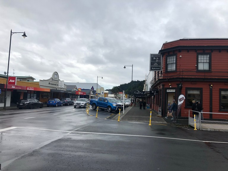 Thames NZ October 2020
