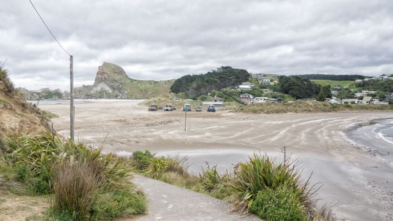 Castlepoint NZ November 2020 Barry Teutenberg