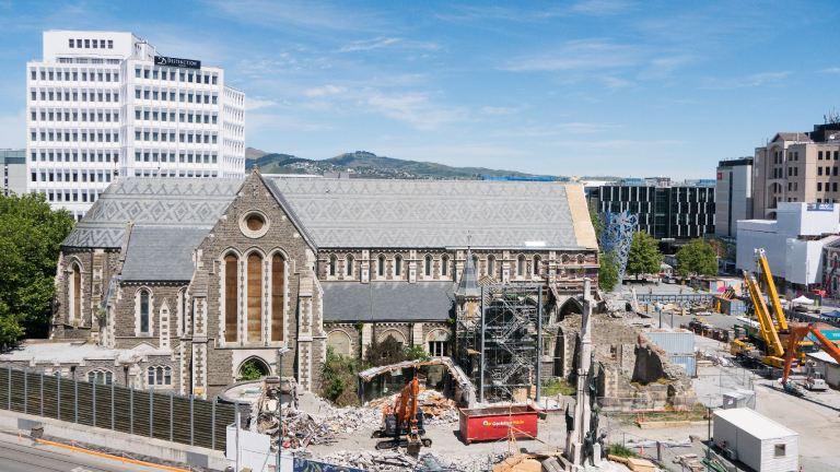 Christchurch November 2020 by Barry Teutenberg