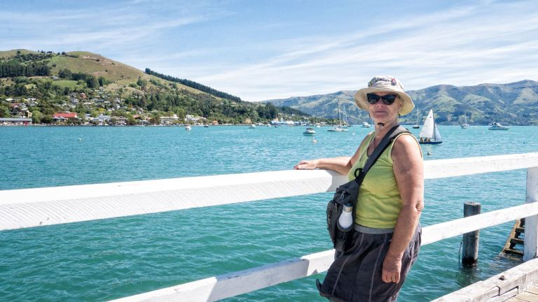 Akaroa by Barry Teutenberg November 2020