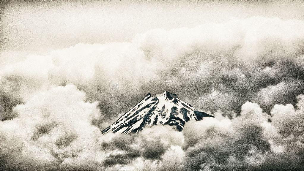 Mount Taranaki by Barry Teutenberg November 2020