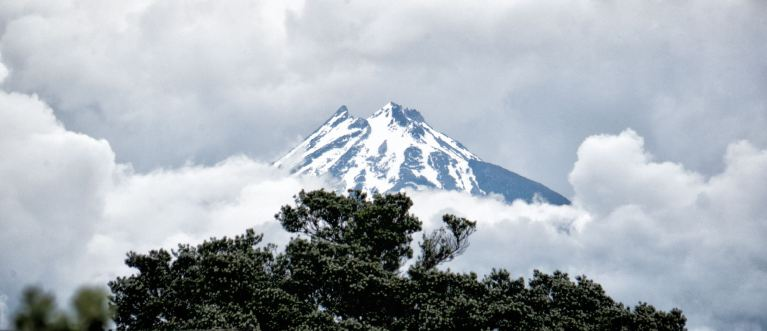 Mount Taranaki by Barry Teutenberg November 2020
