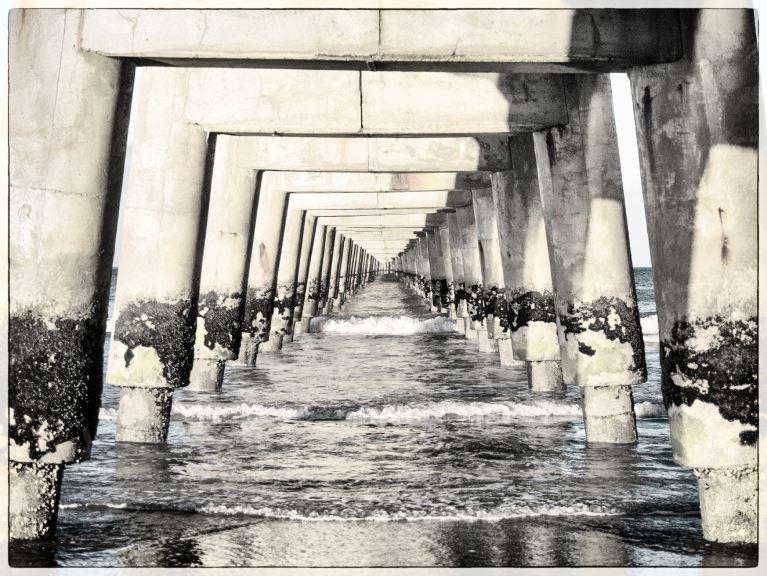 Tolaga Bay Wharf by Barry Teutenberg December 2020