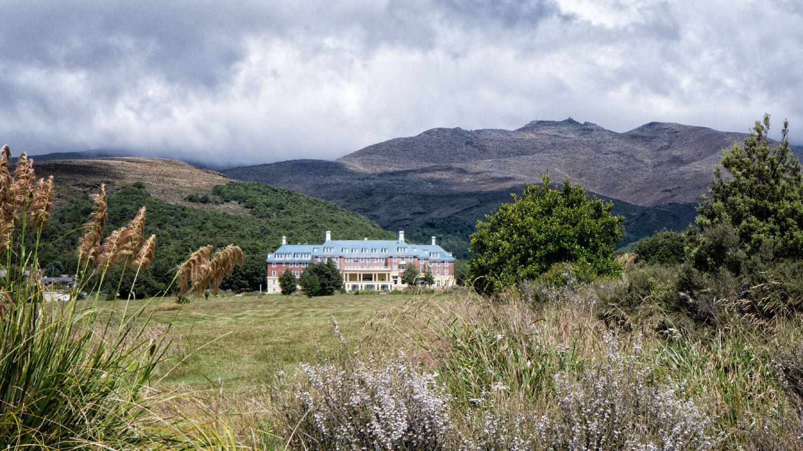 The Grand Chateau Tongariro January 2021