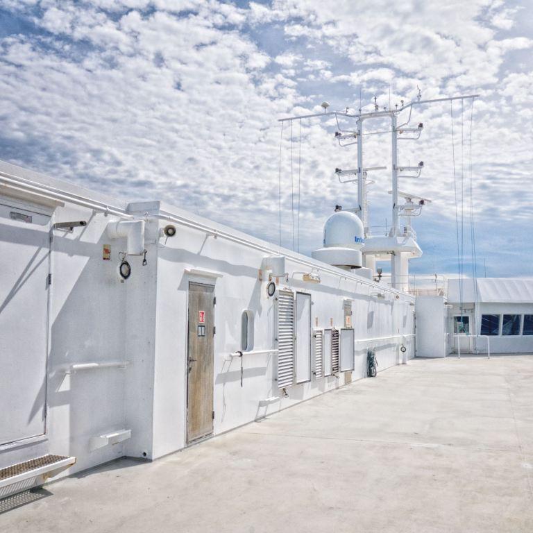 Bluebridge Ferry Crossing the Cook Strait January 2021