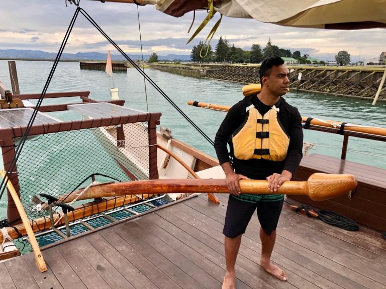 Waka Hourua 'Tairāwhiti' December 2020