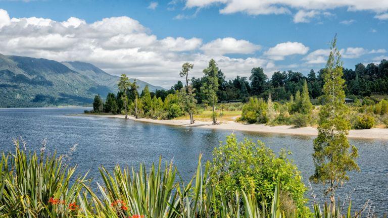 Lake Brunner from Moana February 2021